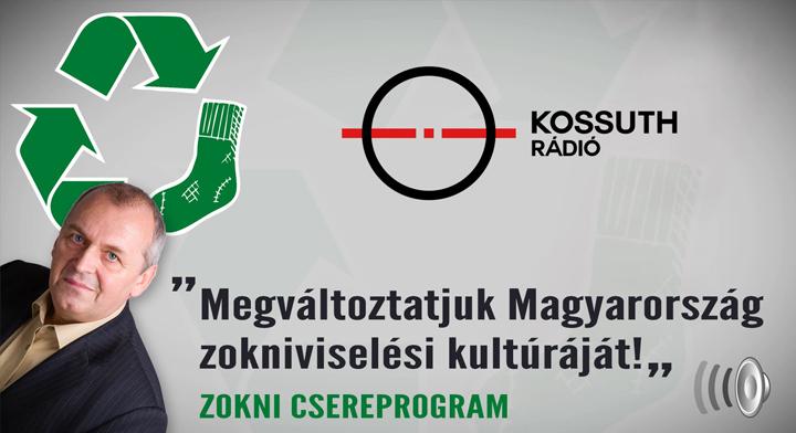 Zokni Csereprogram