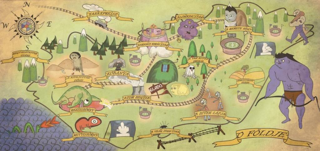 Északi Tamás: O álma