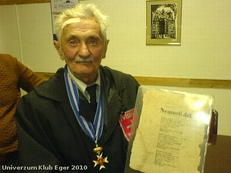 Árpád-házi Daka József és a Nemzeti Dal